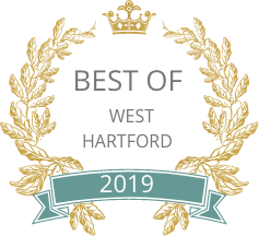Best West Hartford Dentists Award - Avenue Dental Arts
